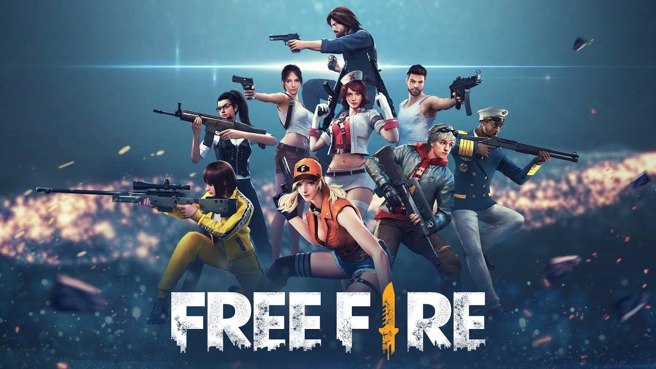 لعبة Garena Free Fire