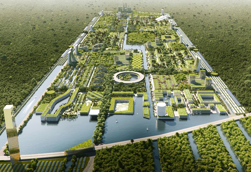 Cancun Mexico's Smart Forest City preview