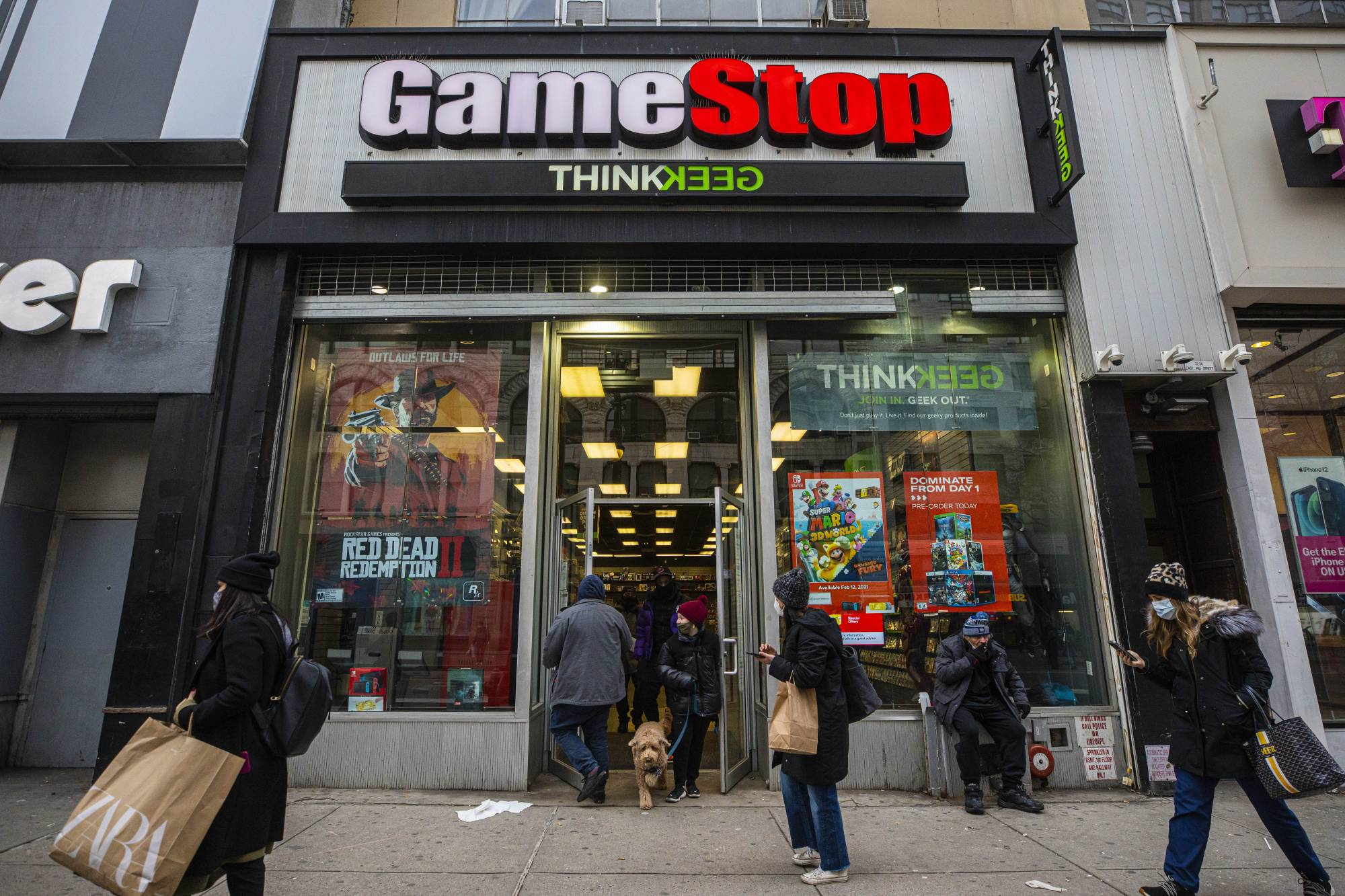 Hedge fund behind shorting GameStop reports 53% loss in January